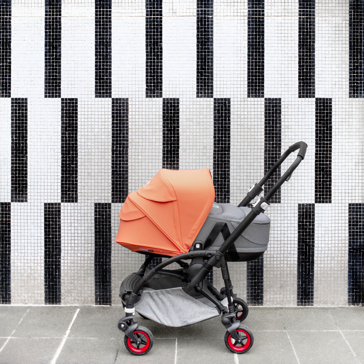 BLOG Follow the Bugaboo Bee 5 Coral on its trip around the world