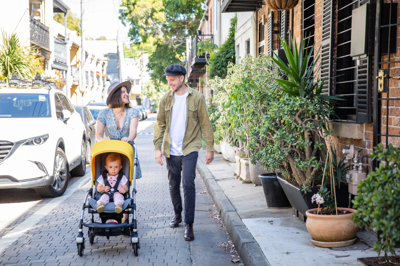 Buzzing around the city | Blog | Bugaboo