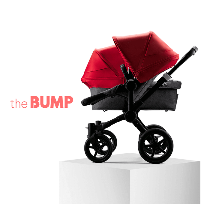 Bugaboo Donkey, Winner of Best of Baby Award by the Bump