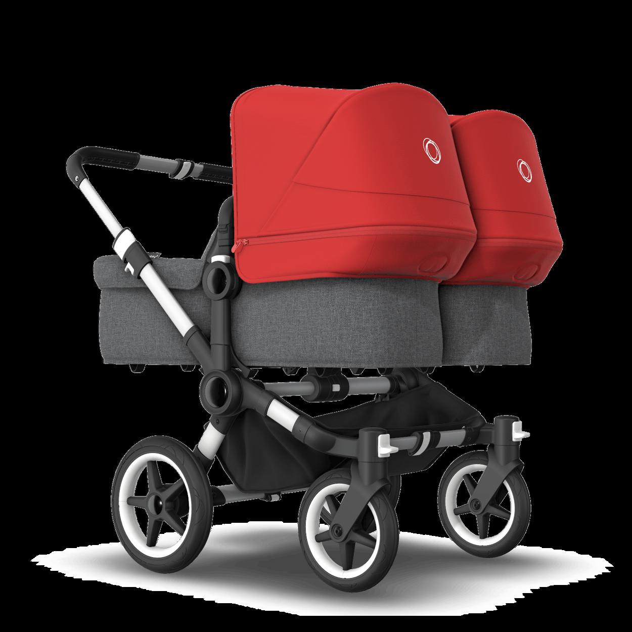 Bugaboo Donkey 3 Twin | Twin strollers | Bugaboo.com
