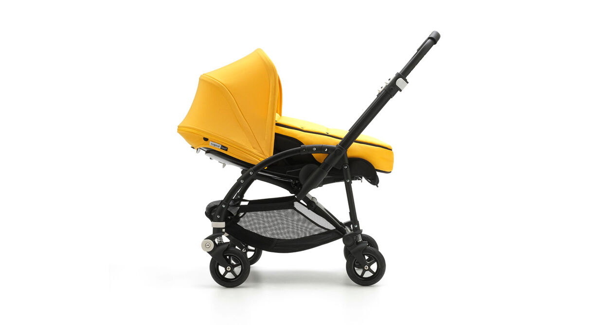 Bugaboo Bee in action