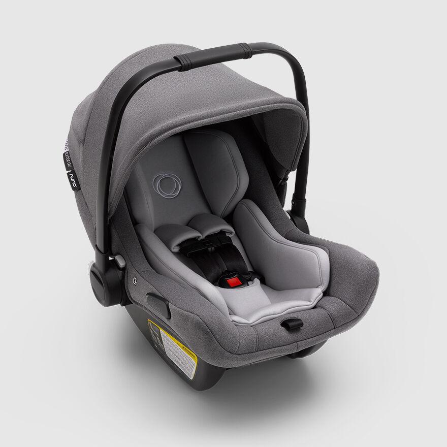Lightweight car seat design