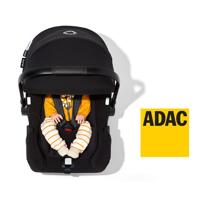 Bugaboo Turtle Air by Nuna, 'Good' safety score from ADAC