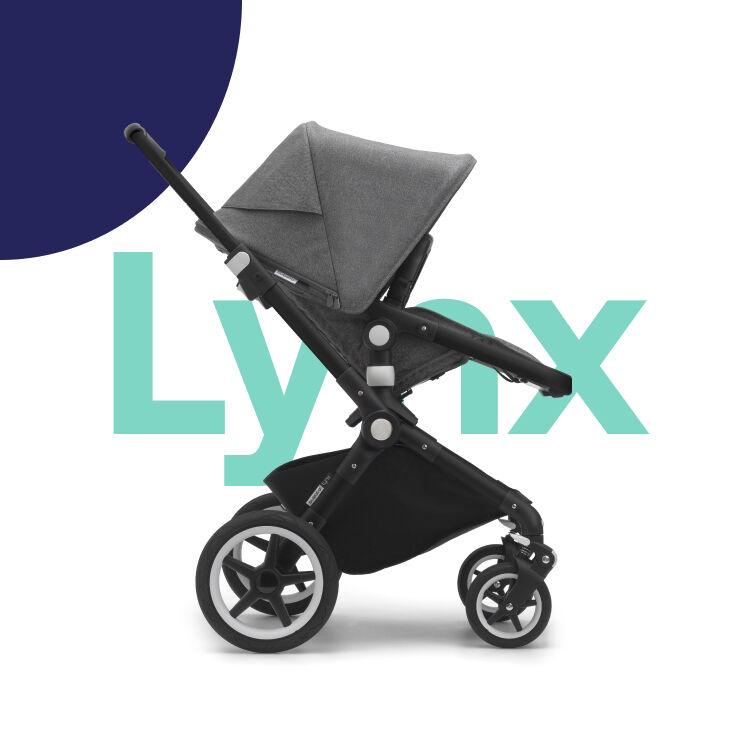 Bugaboo Lynx | Multi terrain lightweight stroller | Bugaboo.com