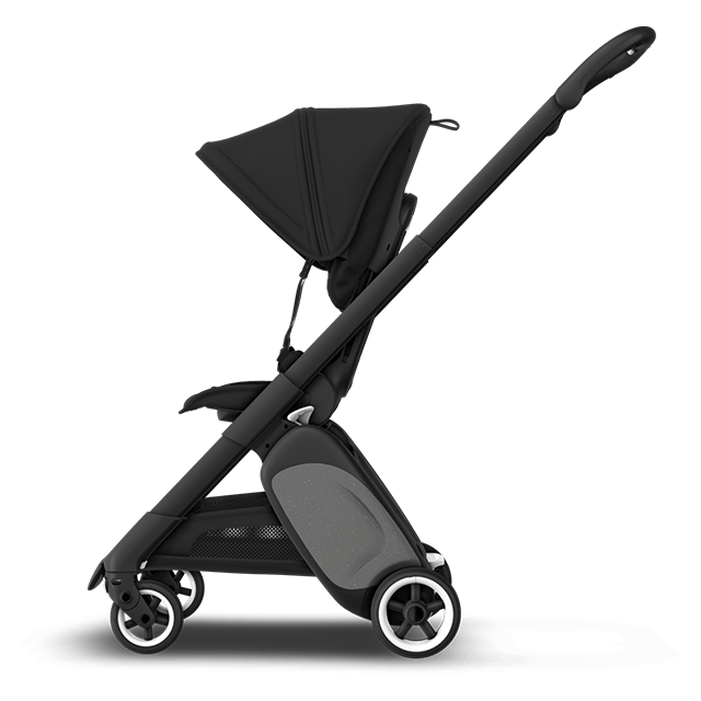 Bugaboo Ant black pushchair