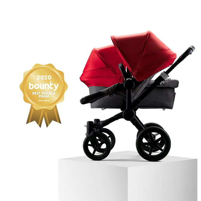 Bugaboo Donkey, Best Double Stroller Over $1000 by Bounty Baby Awards of 2020