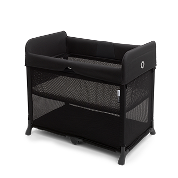Bugaboo Stardust travel cot zip-in bed