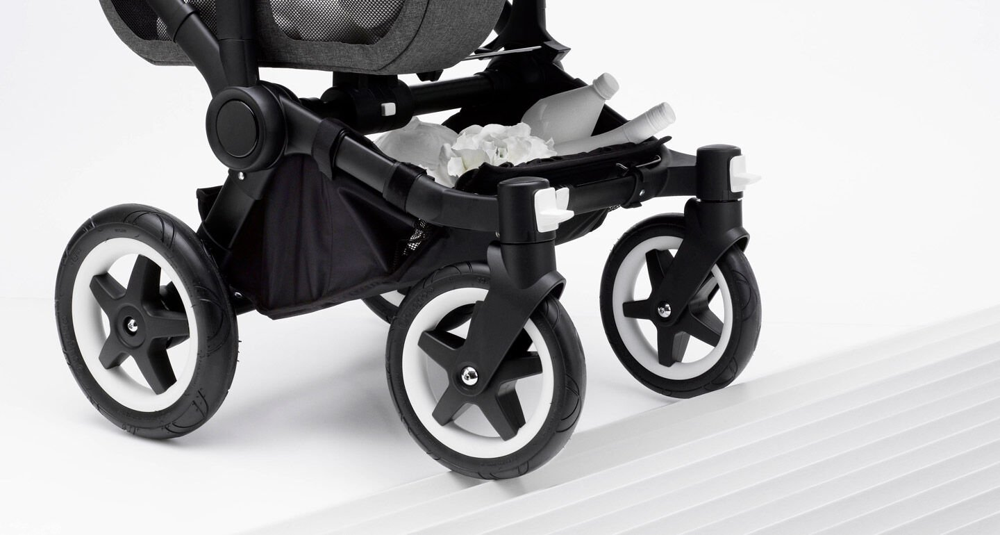 Bugaboo Donkey Mono in Aktion