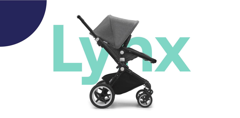 Bugaboo Lynx | Multi terrain lightweight pram | Bugaboo AU