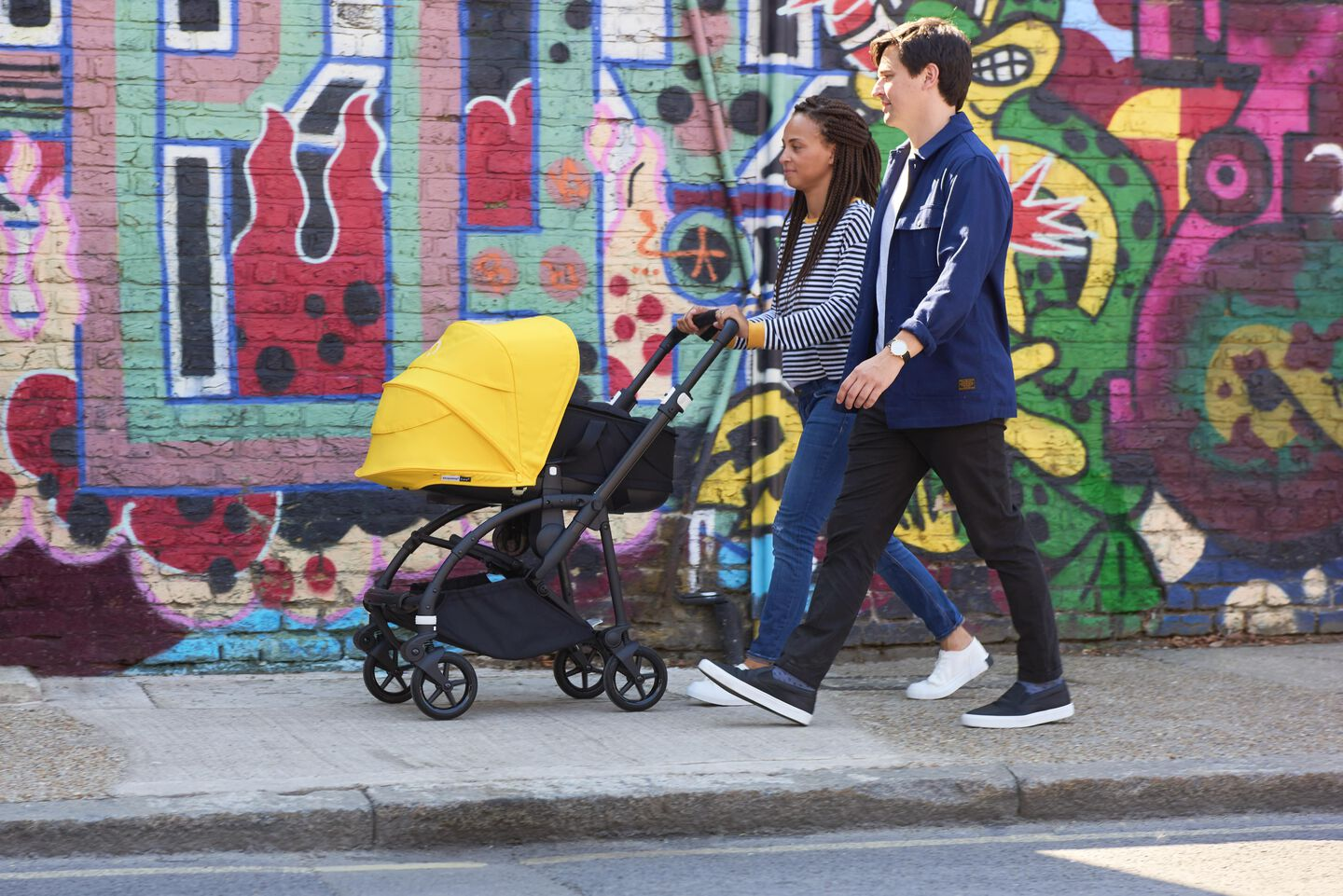 New Bugaboo Bee 6 — rediscovering life in the city