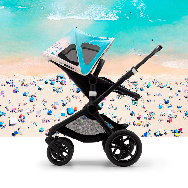 Bugaboo by Gray Malin limited edition seat stroller