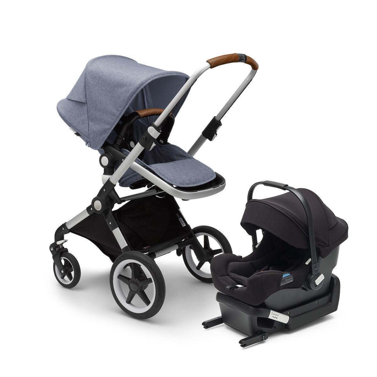 Bugaboo Lynx | Multi terrain lightweight stroller | Bugaboo CA