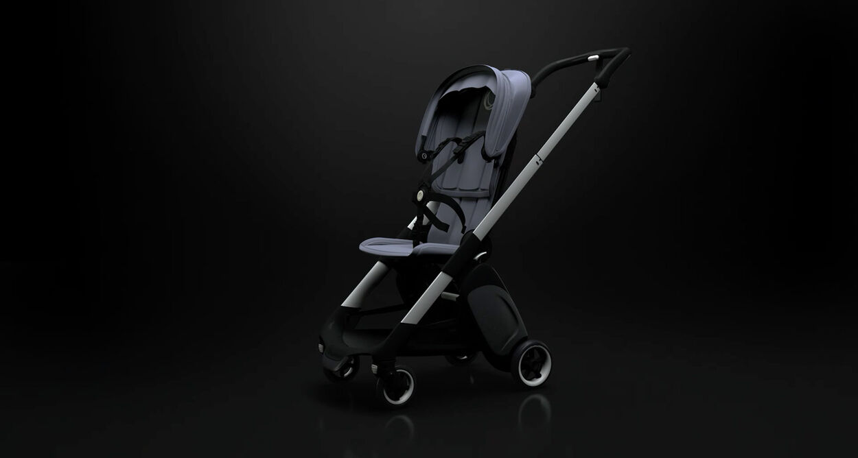 Bugaboo Ant in Aktion