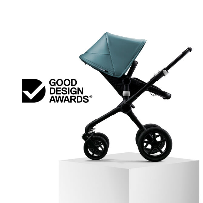 Bugaboo Fox, Winner of Good Design Awards