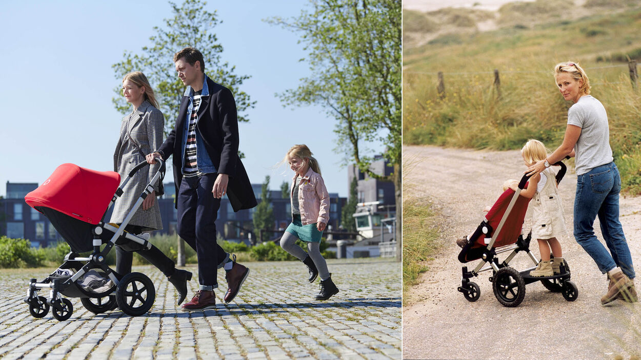 Where it all began: celebrating 20 years of Bugaboo
