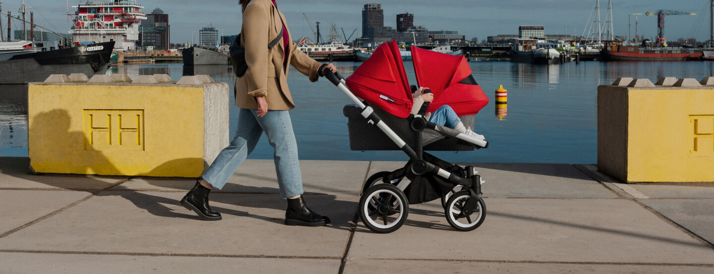 Strollers for more than one child