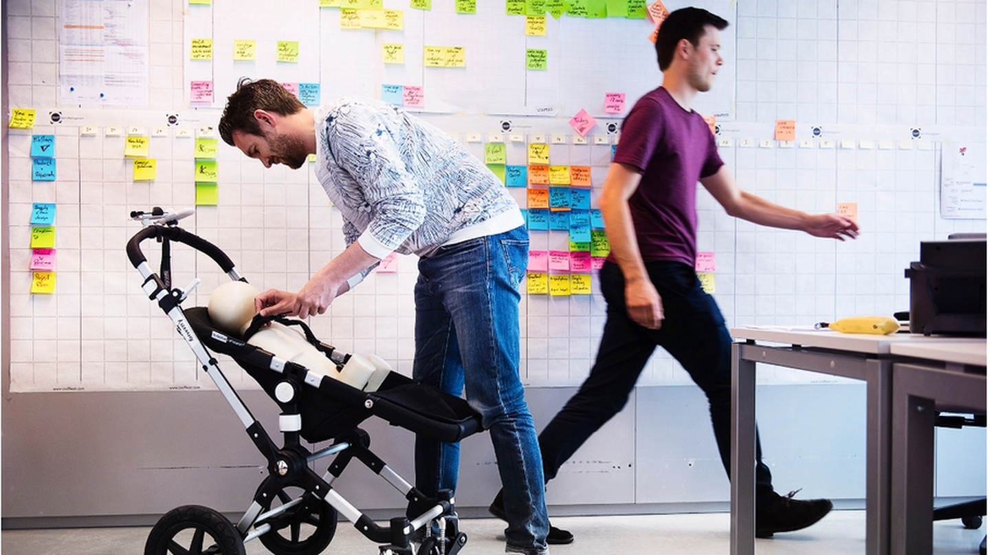 Product Development | Bugaboo AT