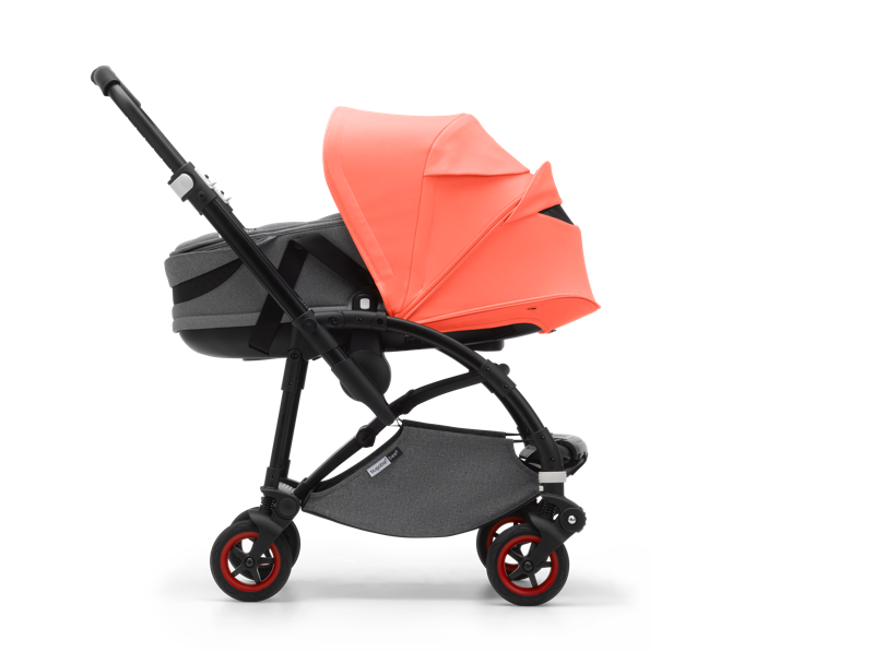 Bugaboo Coral Bee 5 limited edition bassinet stroller