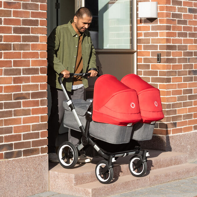 Bugaboo Donkey 3 Twin | Stroller for twins
