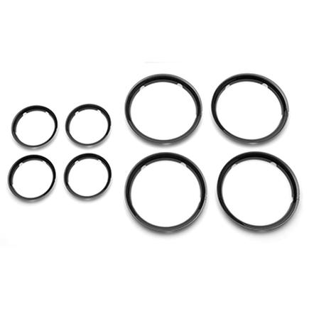Wheel caps set