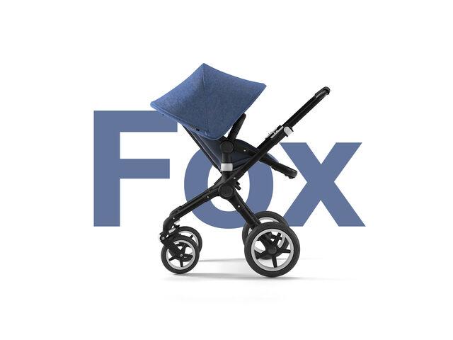 Bugaboo Fox | Comfortable stroller