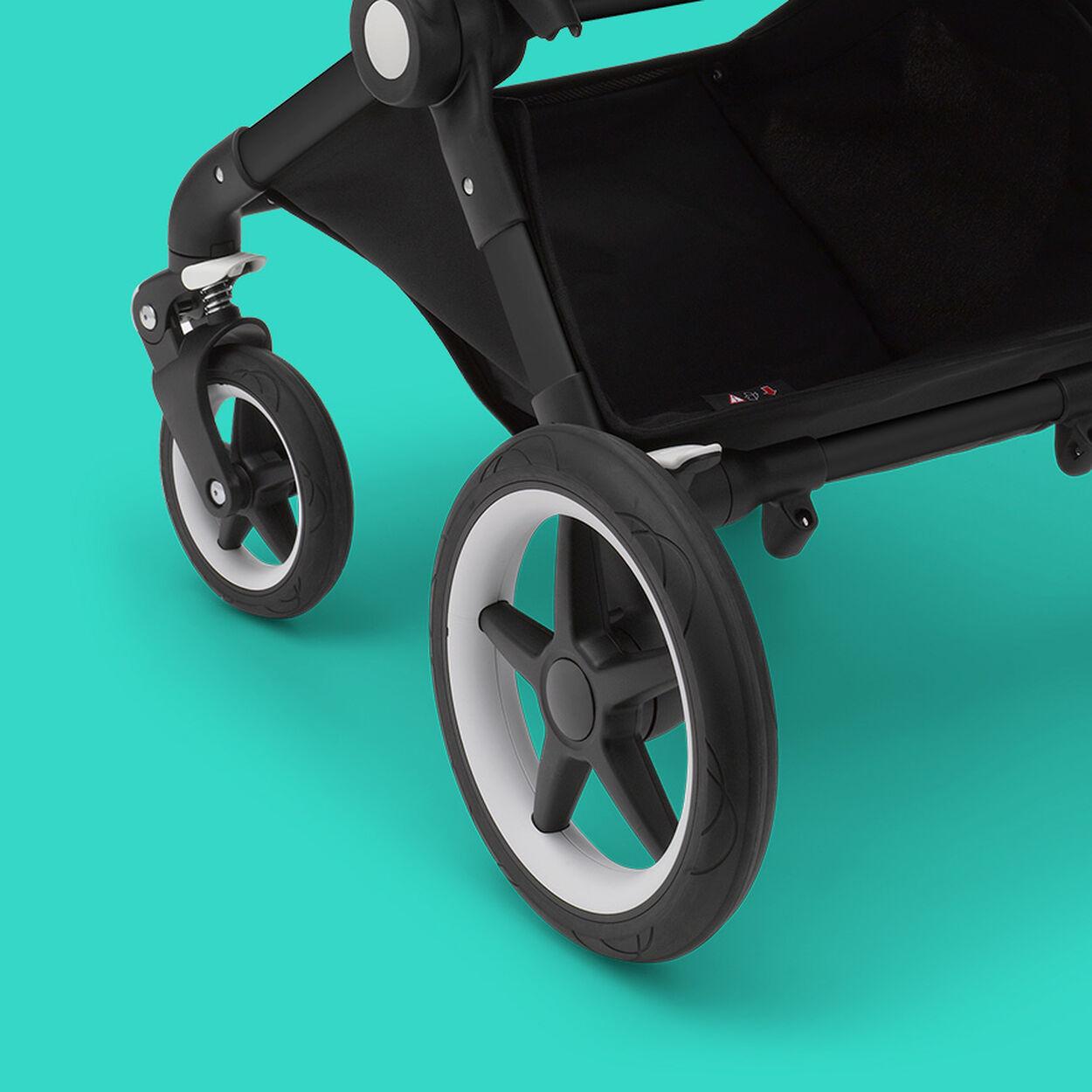 Stroller wheels