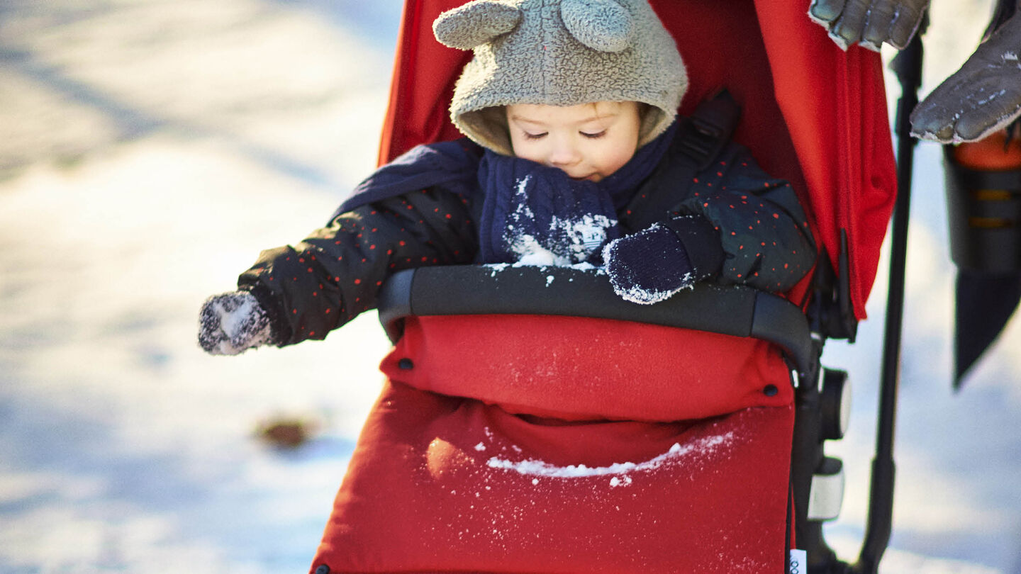 How to get your stroller ready for winter | Blog