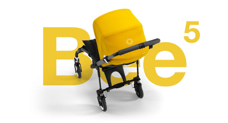 Bugaboo Bee 5 seat and bassinet | Urban stroller | Bugaboo