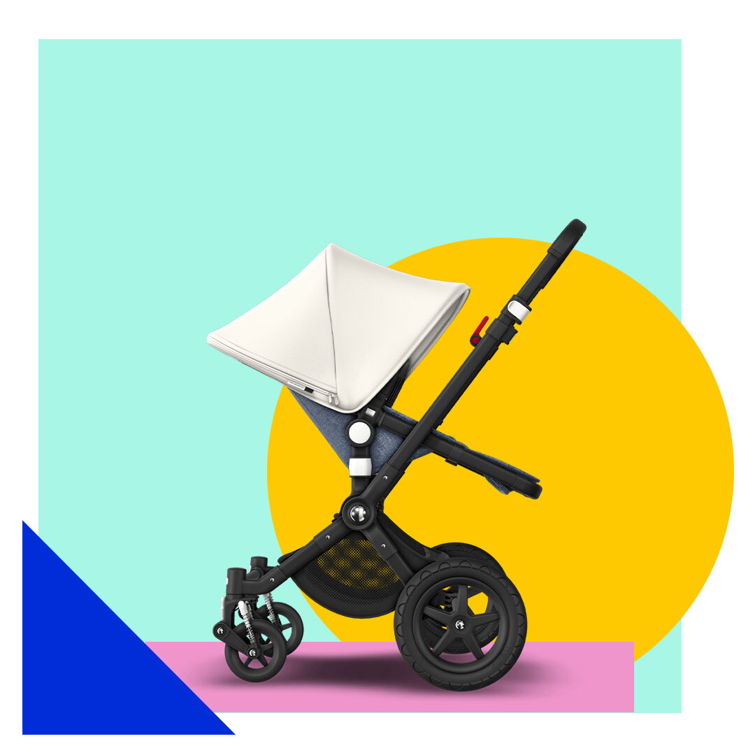 Bugaboo Cyber Monday 2020 products big reveal: great savings on the iconic Bugaboo Cameleon 3 Plus.