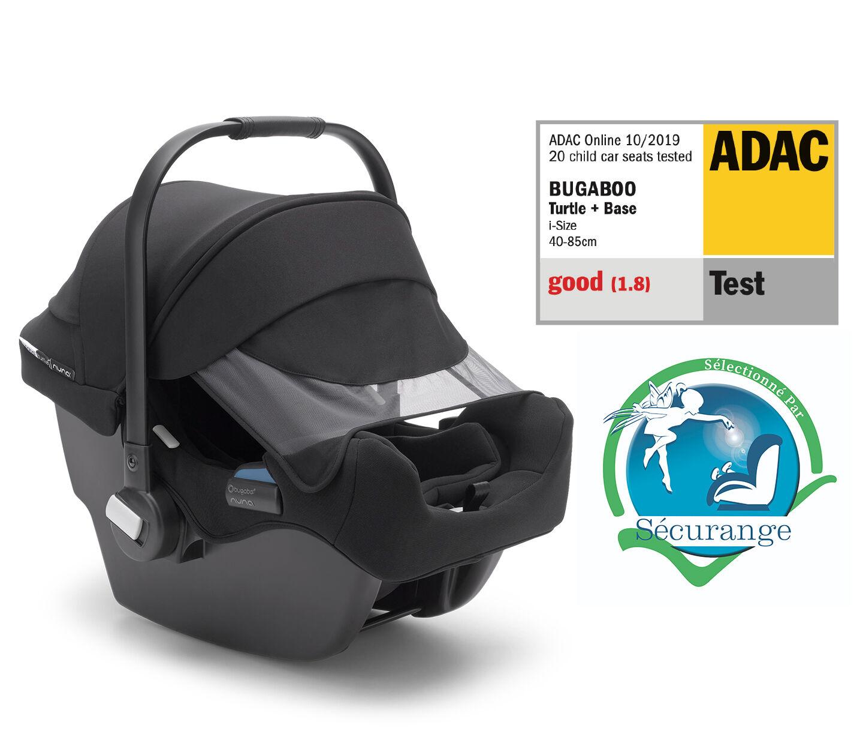 Bugaboo Turtle by Nuna   Car seat stroller system   Bugaboo