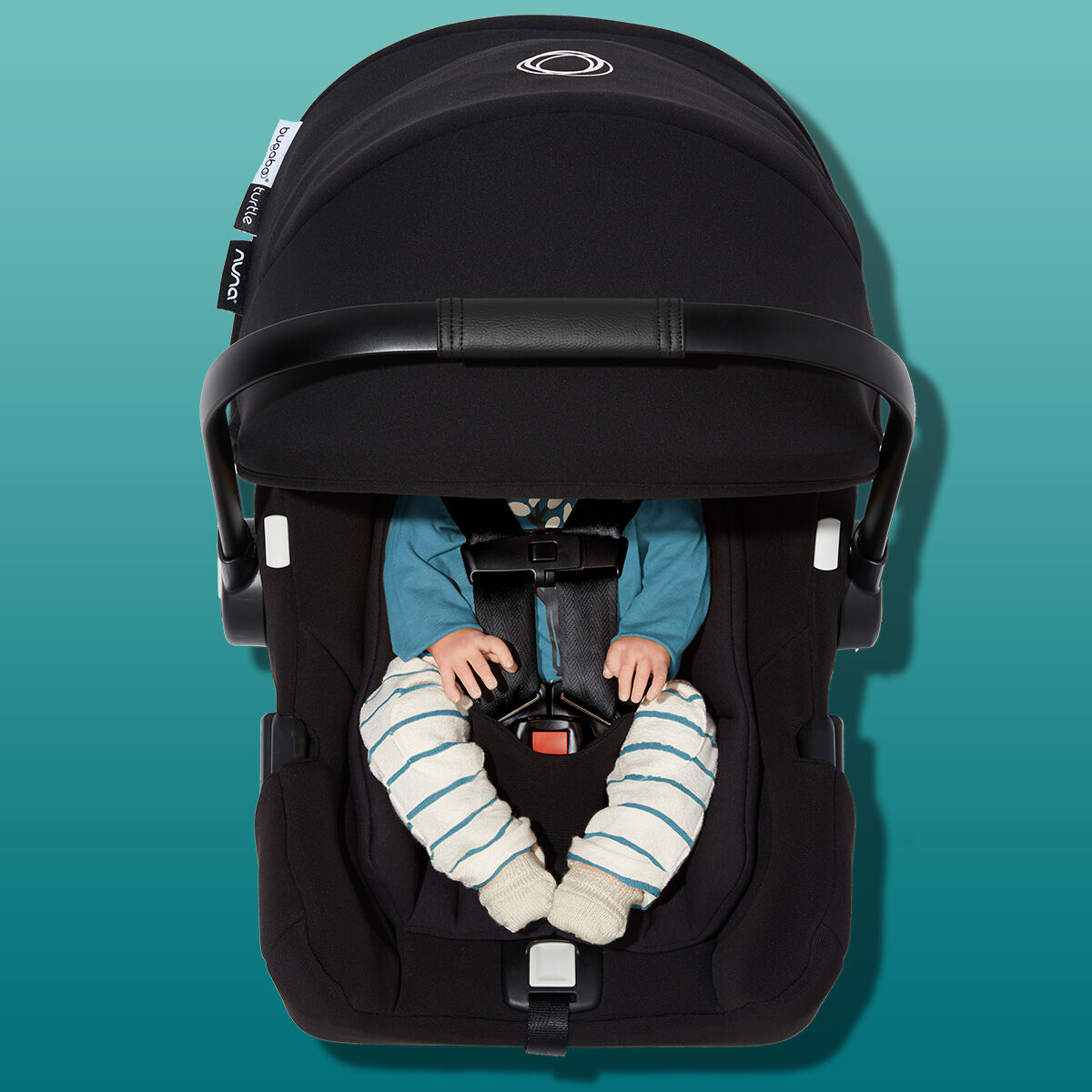 Turtle One car seat
