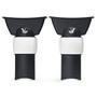 Bugaboo Fox/Buffalo Adapter for Britax Römer® Car Seats Black