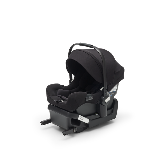 Bugaboo Turtle by Nuna car seat with base