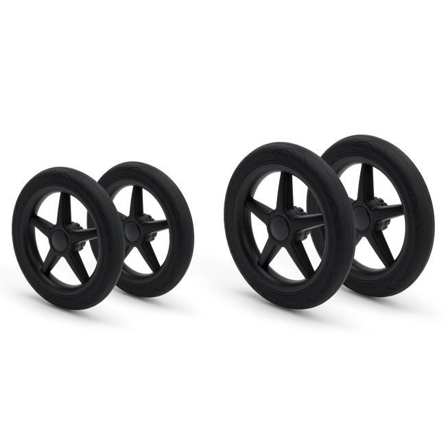 Bugaboo Donkey/Buffalo wheel replacement set (4 wheels)