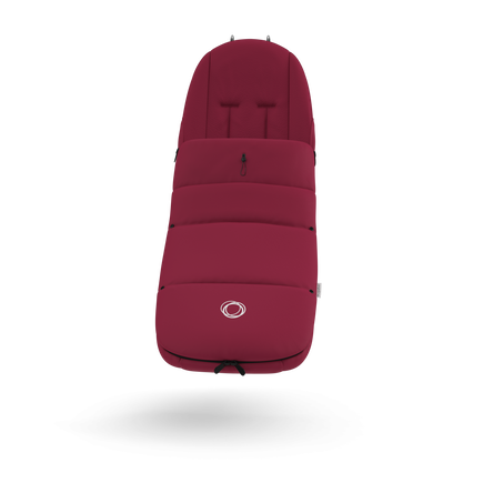Bugaboo Footmuff RUBY RED