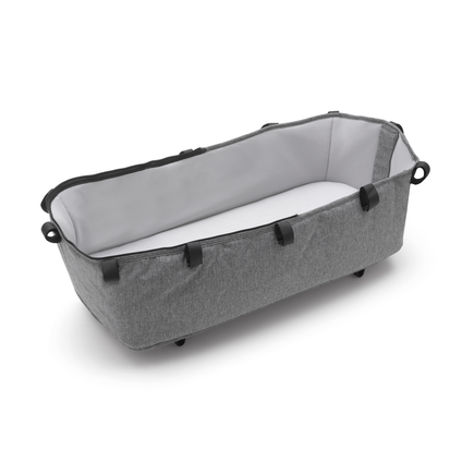 Bugaboo Cameleon3plus bassinet fabric GREY MELANGE