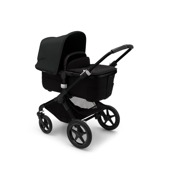 Bugaboo Fox 3 carrycot and pushchair seat