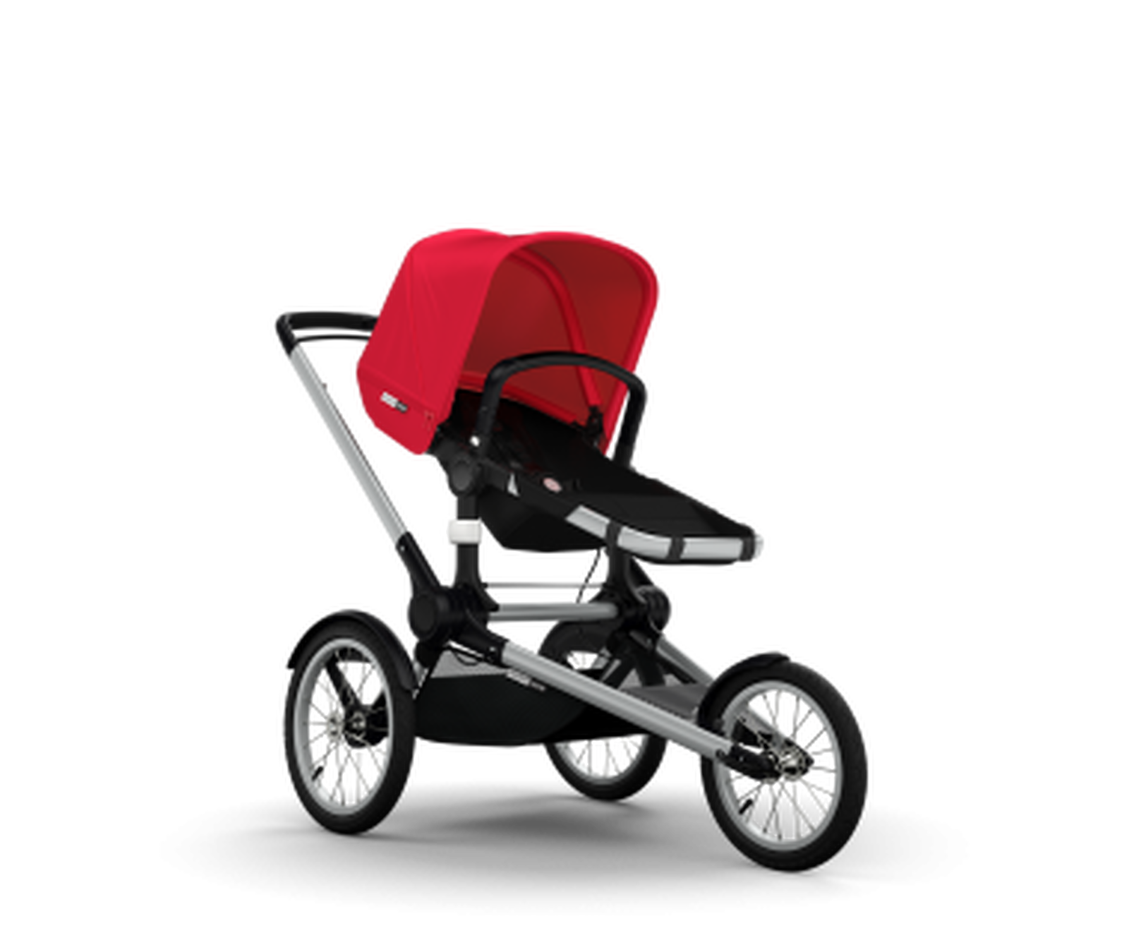 Bugaboo Runner seat (leather carry handle)