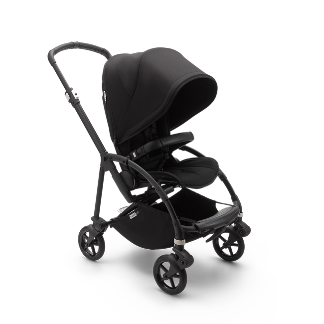 Bugaboo Bee 6 with bassinet and Turtle One by Nuna bundle