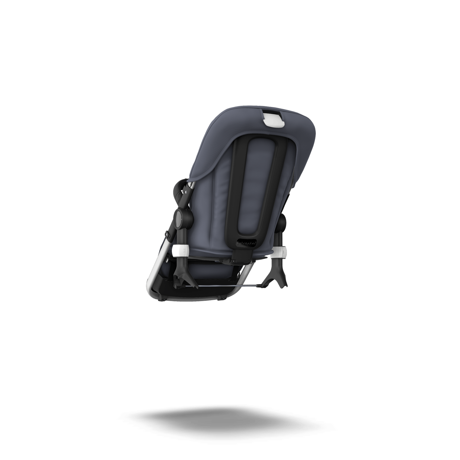 Bugaboo Fox seat fabric set STEEL BLUE