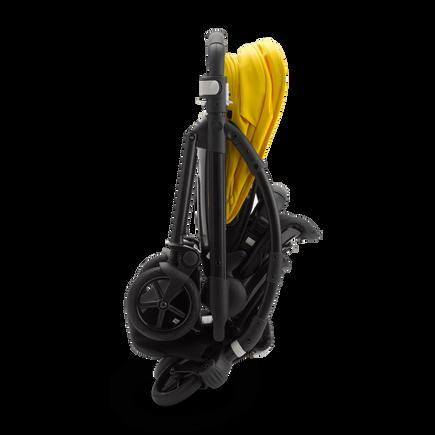 부가부 비6 - 블랙 섀시 / 블랙 시트 / 레몬 옐로우 썬 캐노피