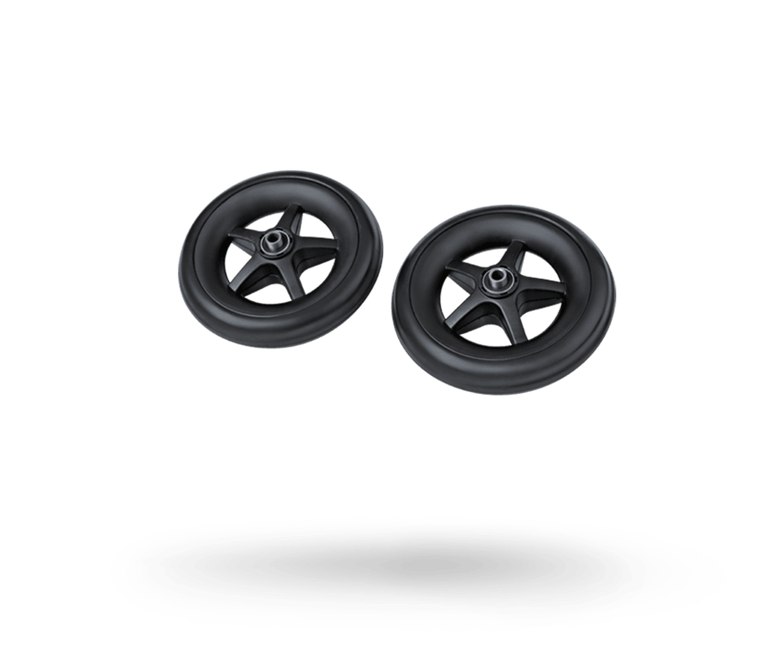 Bugaboo Cameleon 3 front wheels Black