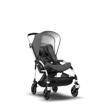 ASIA - B5 Asia stroller bundlecc GM, ALU
