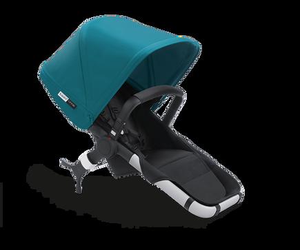 Bugaboo Runner seat+ BLACK/PETROL BLUE