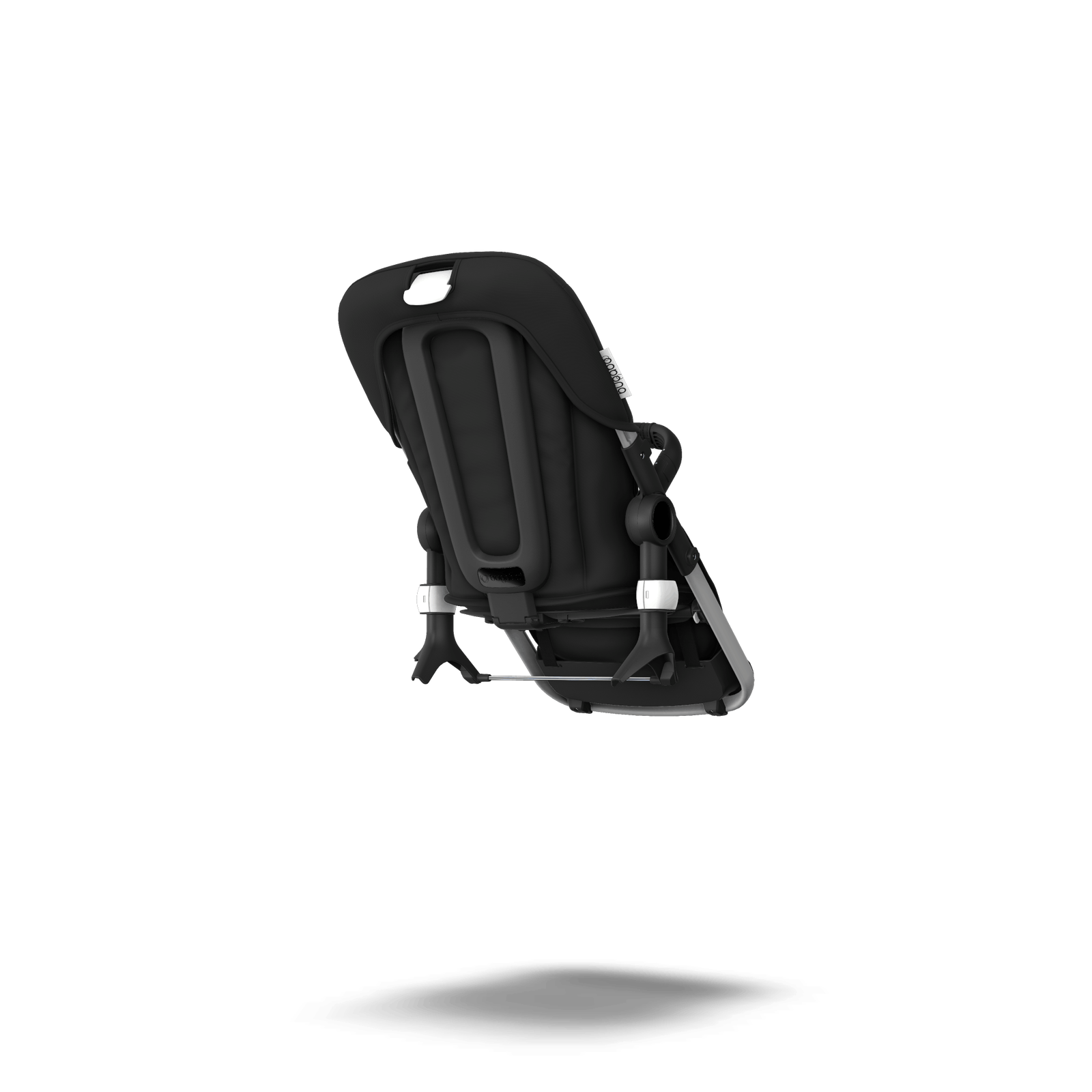 Bugaboo Fox seat fabric AU BLACK