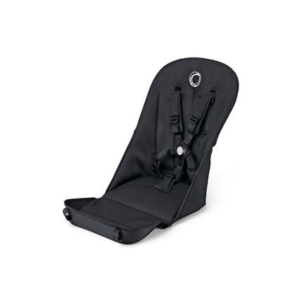 Bugaboo Cameleon3plus seat fabric AU BLACK
