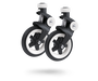 bugaboo bee3 swivel wheels replacement set