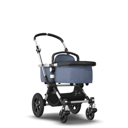 Bugaboo Cameleon3plus base UK ALU/BLUE MELANGE