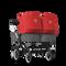 バガブー ドンキー 3 ツイン キャリーコット&シートストローラー