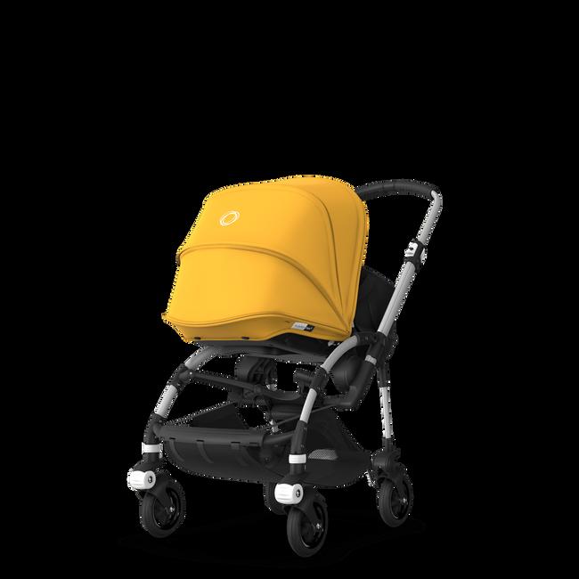 Bugaboo Bee 5 kinderwagen met stoel en wieg